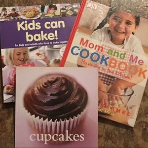 Children's Cookbooks Kids Can Cook and Bake!